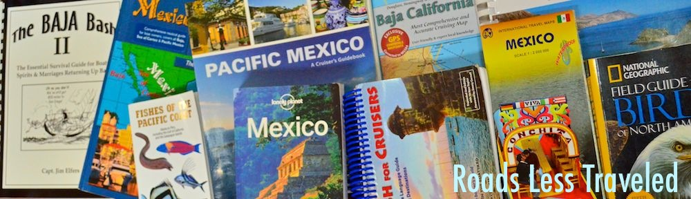 Cruising Guides and Travel guide for Mexico