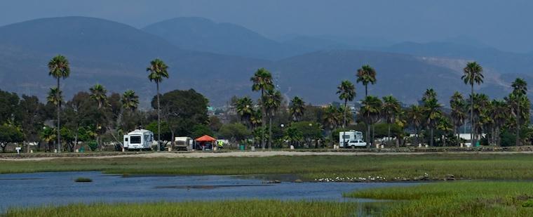 Estero Beach RV park