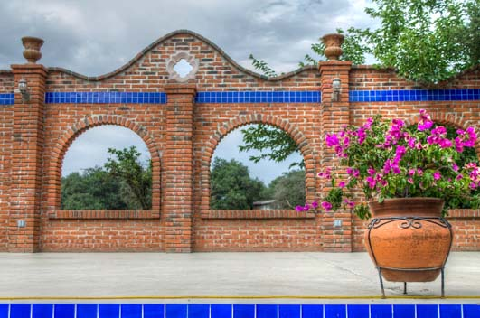 Brick arches