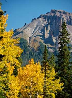 Views from Owl Creek Pass