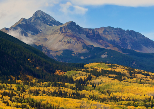 Road from Telluride 531