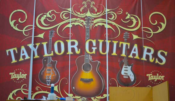 38 Taylor Guitars 581