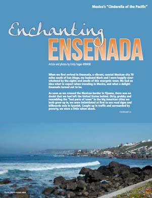 Escapees Magazine Enchanting Ensenada