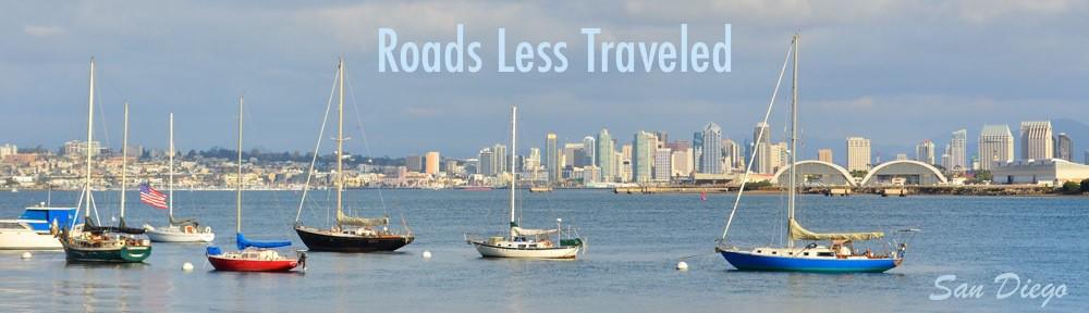 California RV travel and sailing adventures