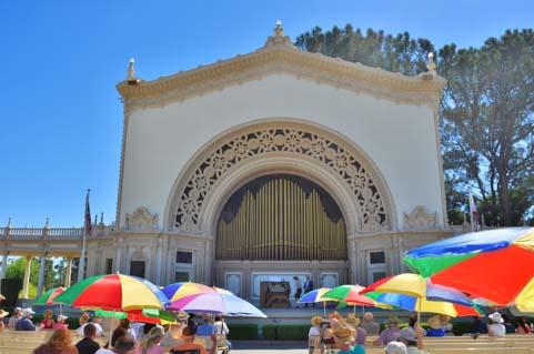 12 Balboa Park Organ Concert 481