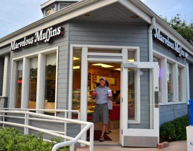 Marvelous Muffins on Shelter Island Drive