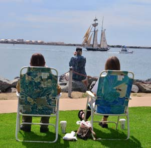 San Diego's Festival of Sail