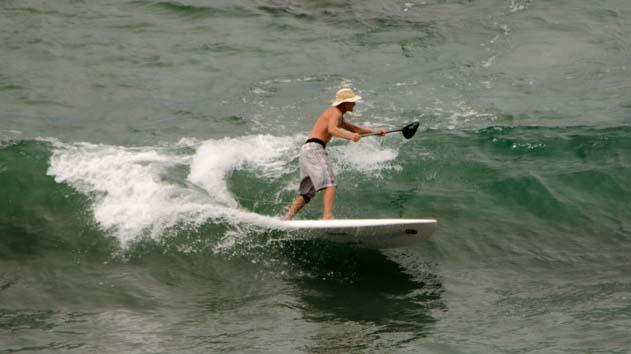 Torrey Pines Surfing