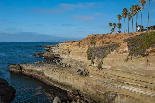 Sunset Cliffs View
