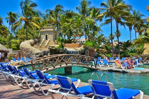 Swimming pool at Paradise Village Marina
