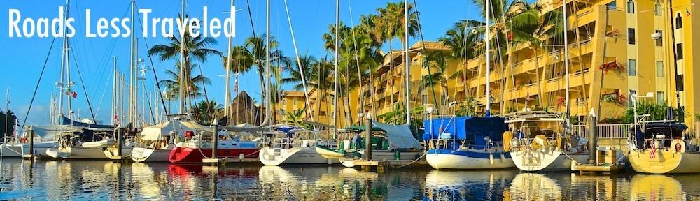 Paradise Village Marina Puerto Vallarta Mexico