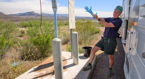 Dirty Little Secrets From The Rv Dump Composting Toilets