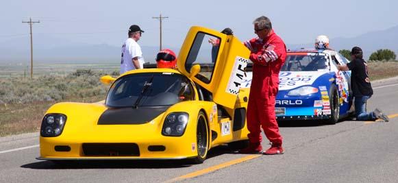 Ultima GTR and Monte Carlo prepare to race
