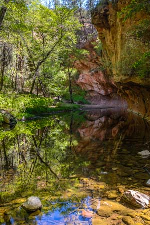 West Fork Hiking Trail Sedona AZ