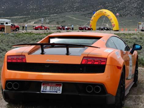 2011 Lamborghini Super Leggeria
