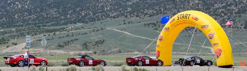 Nevada Open Road Challenge Shootout Race