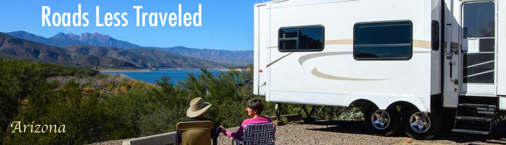 Arizona RV Camping and Travel Adventures