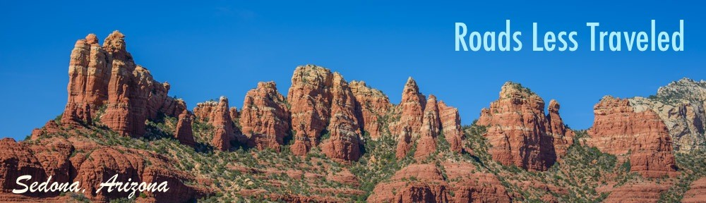 Sedona Arizona Red Rock Views