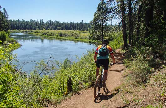 From Lakes To Rivers In Bend Oregon