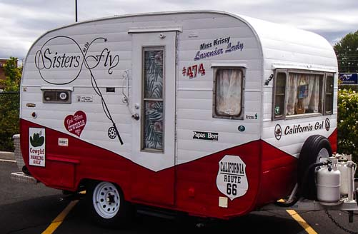 Sisters on the Fly Travel Trailer Club