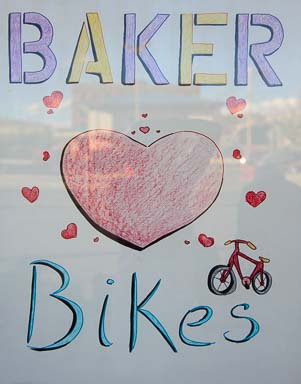 Baker City Oregon Loves BIkes