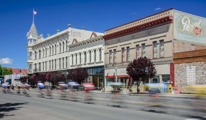 Baker City Cycling Classic passes Geiser Grand Hotel