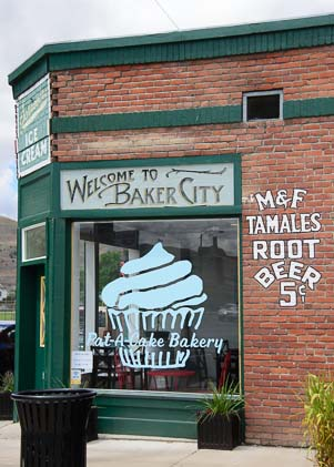 Welcome to Baker City Oregon
