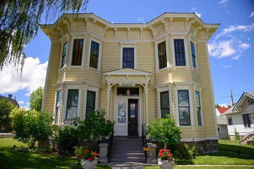 Adler House Baker City Oregon