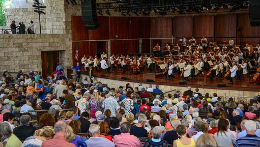Sun Valley Symphony free summer concert series