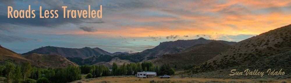 Sun Valley Idaho RV boondocking