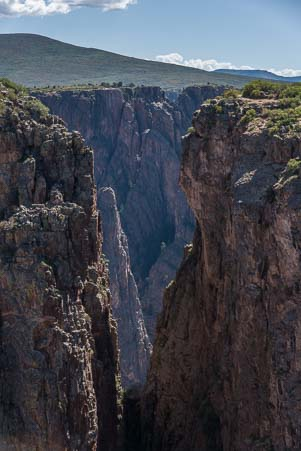 Black Canyon National Park Colorado