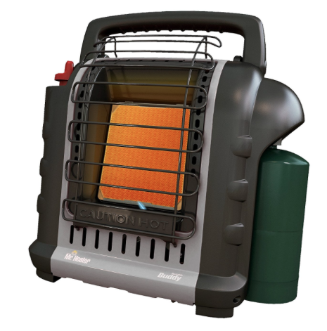 Mr Buddy Portable vent-free propane heater