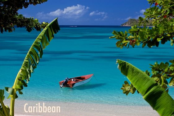 Caribbean Dinghy