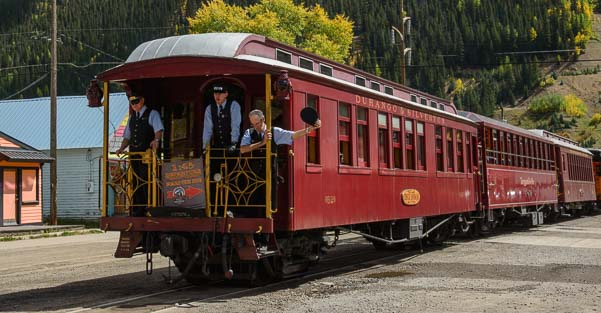 Durango to Silverton Narrow Gauge Railroad