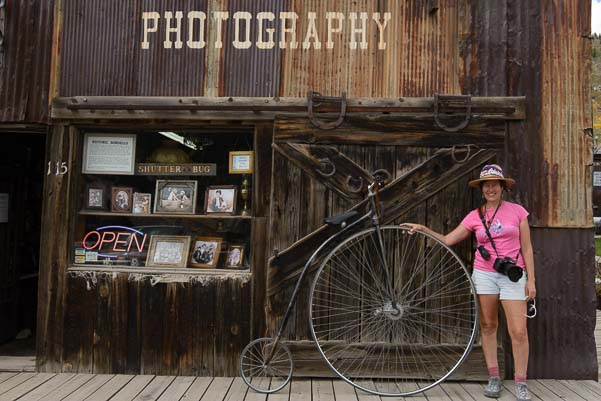 Western Photography in Silverton Colorado