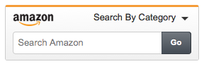 Amazon Search Box