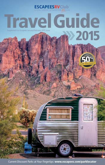 Escapees Travel Guide 2015