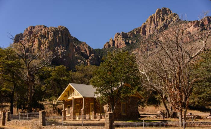 Chiricahua Mountains Arizona Visitors Center