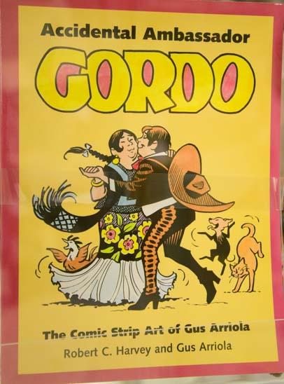 Comic strip Gordo