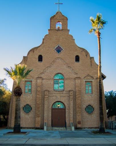 Florence Arizona church