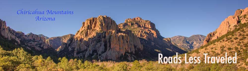 Arizona Chiricahua Mountains