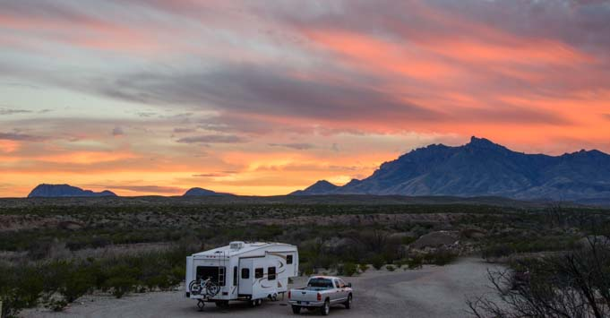 Big Bend National Park Mountain River Amp Desert Hikes