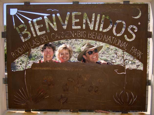 Bienvenidos a Boquillas del Carmen Mexico