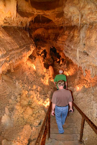 Caverns of Sonora Crystal Palace Tour_