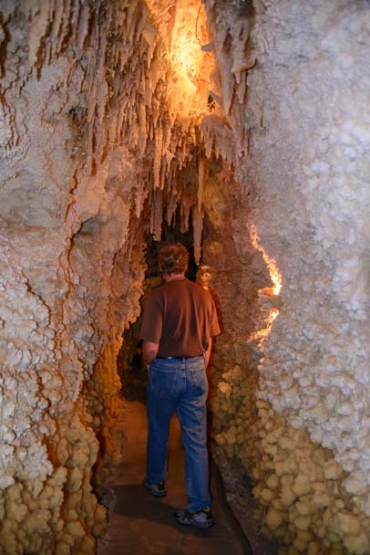 Crystal Palace Cave Tour Caverns of Sonora Texas