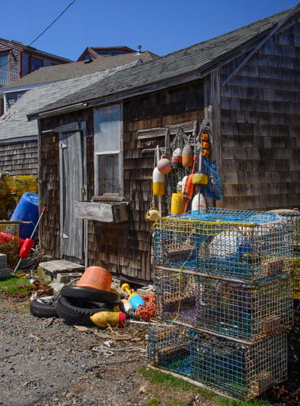 Lobster shack Rockport Massachusetts
