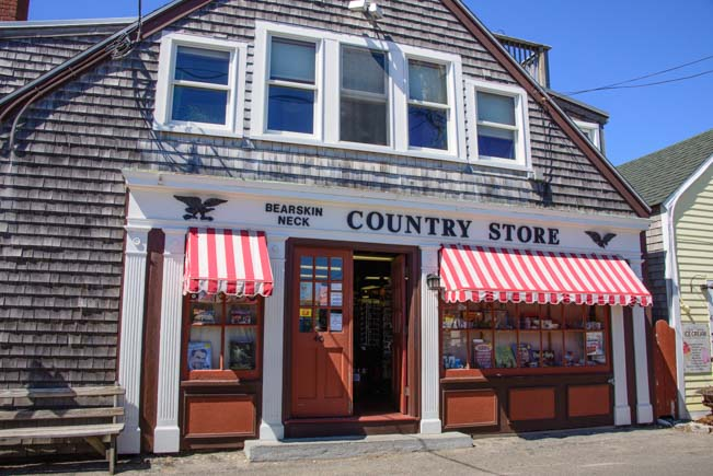 The Country Store Bearskin Neck Rockport Massachusetts