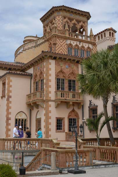 Ringling mansion and museum Sarasota Florida-2