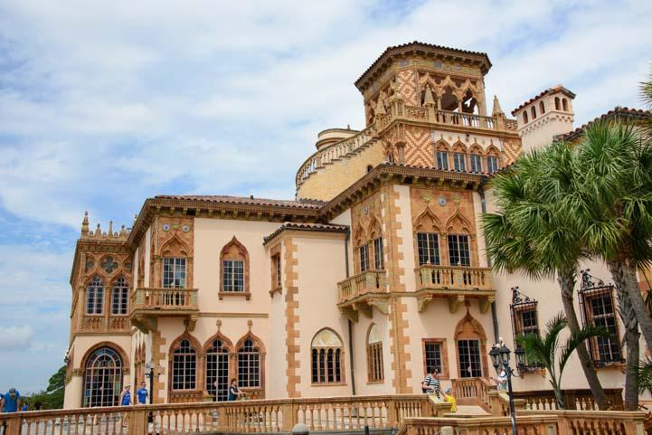 Ca-dzan Ringling Mansion Sarasota Florida