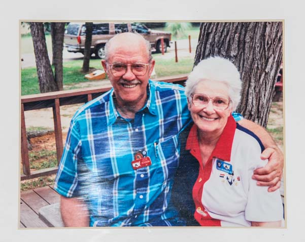 Kay and Joe Peterson Escapees RV Club